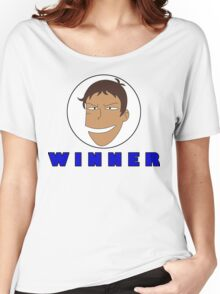Lance WINNER Flag Women's Relaxed Fit T-Shirt