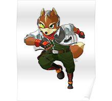 Fox Mccloud  Poster