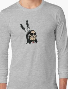 Miami Redskins Long Sleeve T-Shirt