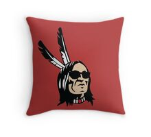 Traditions Never Die Throw Pillow