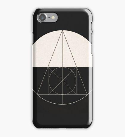 The Philosophers Stone (Alchemical Symbolism) iPhone Case/Skin