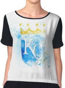KC Proud Chiffon Top