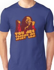 You are tearing me apart Lisa - The Room Unisex T-Shirt