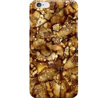 Earth Tone Abstract iPhone Case/Skin
