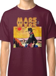 Mars Travels. Classic T-Shirt