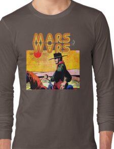 Mars Travels. Long Sleeve T-Shirt