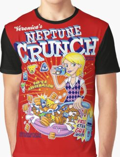 Veronica's Neptune Crunch Graphic T-Shirt