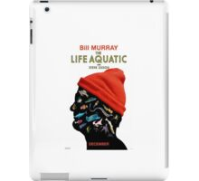 Life iQuatic iPad Case/Skin