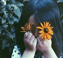 Flower Child by Grace Kwan