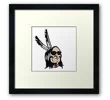 Traditions Never Die Framed Print