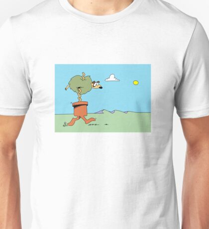 Just strolling along... Unisex T-Shirt