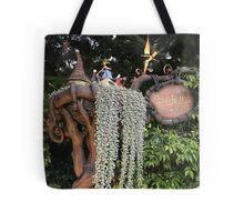 Welcome to Pixie Hollow Tote Bag