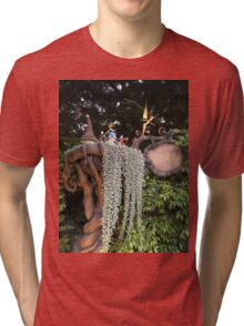 Welcome to Pixie Hollow Tri-blend T-Shirt