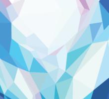Mewtwo Polygonal Sticker