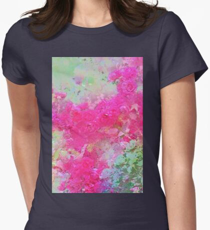 Rose 247 Womens Fitted T-Shirt