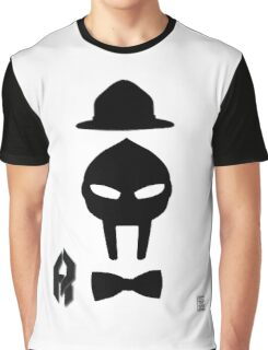 Madhatter #5ive Graphic T-Shirt