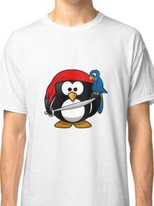 Penguin and Bird !  Classic T-Shirt