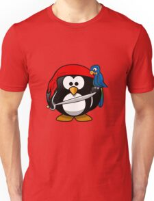 Penguin and Bird !  Unisex T-Shirt