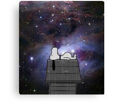 Snoopy Canvas Print