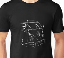 Procreate VW Bus Unisex T-Shirt