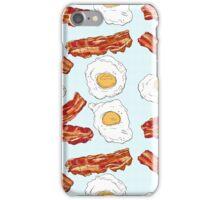 Eggs&Bacon iPhone Case/Skin
