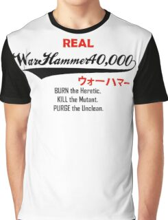 Warhammer SuperDry logo Graphic T-Shirt