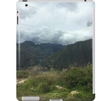 Sacred Valley iPad Case/Skin