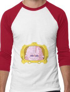 evil brain Men's Baseball ¾ T-Shirt