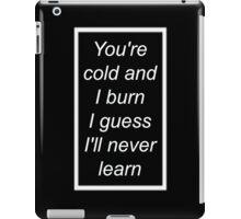The 1975 Settle Down iPad Case/Skin
