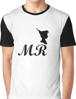 mr peter pan design Graphic T-Shirt