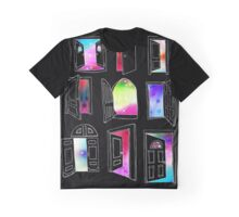 Sky Realms Graphic T-Shirt
