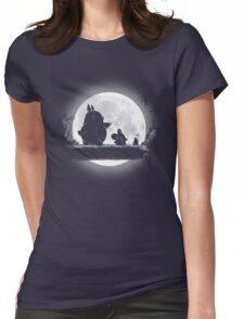 Hakuna Totoro Womens Fitted T-Shirt