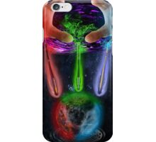 Create The World iPhone Case/Skin
