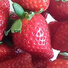 Strawberries by EAWilliams