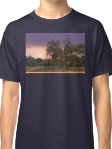 Lightning In The Woods Classic T-Shirt