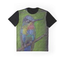 Hummingbird at rest Graphic T-Shirt