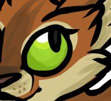 Blood Elf Cuties - Lynx Sticker