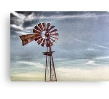 Rust in the Wind Canvas Print