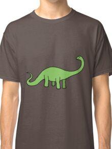 Happy Diplodocus Classic T-Shirt