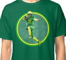 Oregon Ducks Marcus Mariota Heisman pose Classic T-Shirt