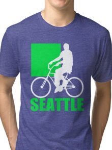 SEATTLE Tri-blend T-Shirt