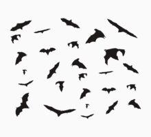 Bats from Sydney One Piece - Short Sleeve