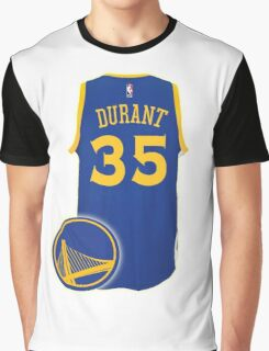 Durant, a Warriors ! Graphic T-Shirt