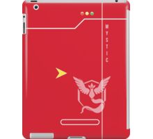 Team Mystic Pokedex iPad Case/Skin