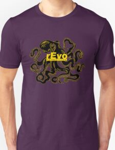 rEvo black octopus Unisex T-Shirt