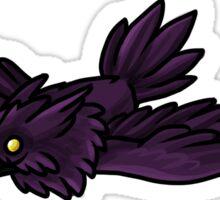 Druid Cuties - Stormcrow Sticker
