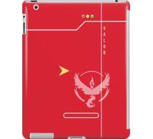 Team Valor Pokedex iPad Case/Skin