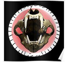 "Tigers Jaw ""Bones"" Poster"