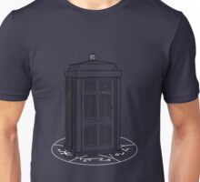 SuperWhoLock! Unisex T-Shirt