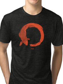 Enso the beauty of imperfection Tri-blend T-Shirt